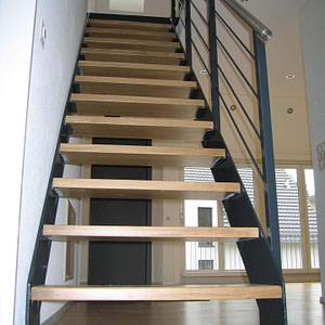 Treppe in DG-Wohnung
