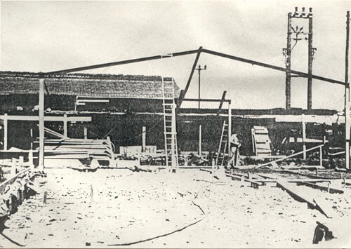 Neubau 1963