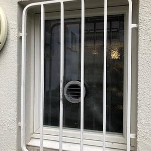 Fenstergitter (nach Original)