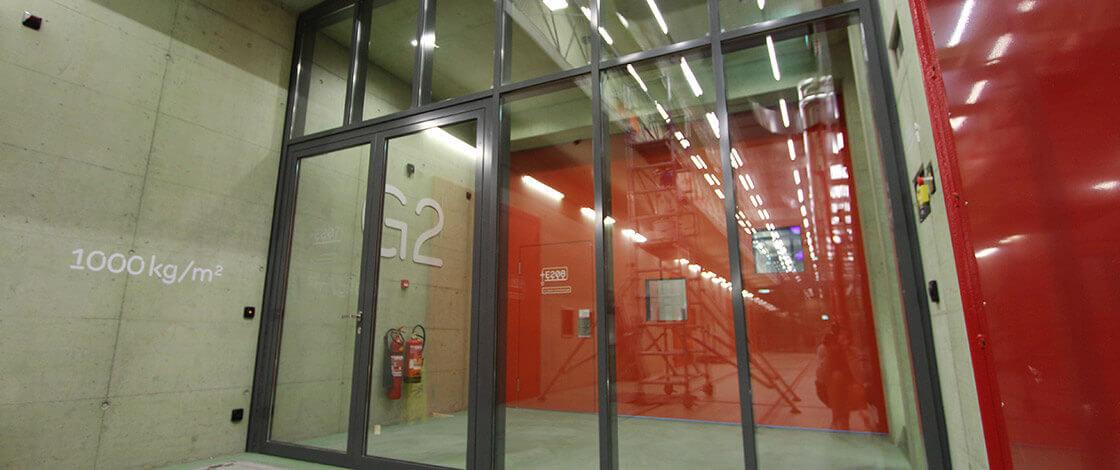 Stoop Metallbau Brandschutztüren Banner