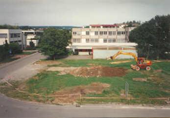 Spatenstich 1994