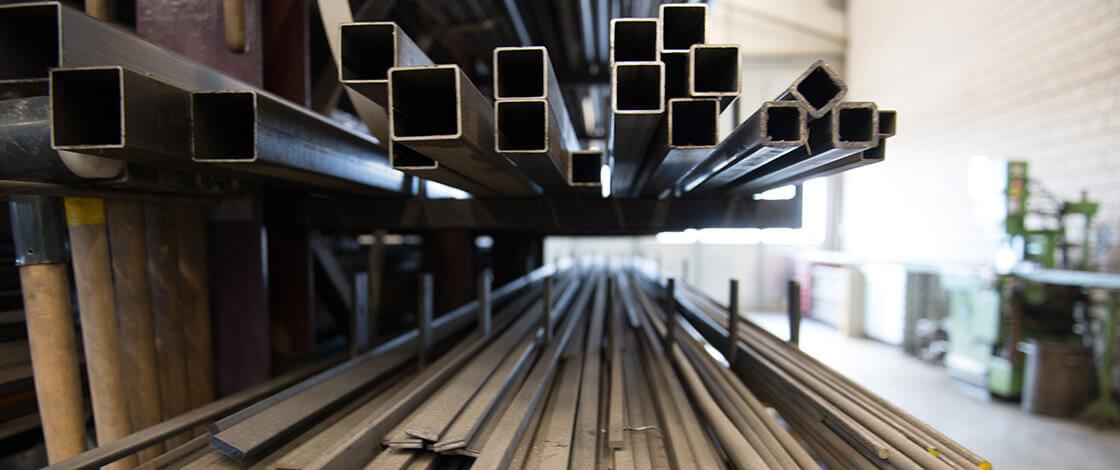 Stoop Metallbau Anbau 2009 Banner