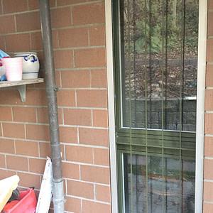 Fenstergitter Wohnbereich