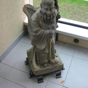 Sockel für Steinstatue