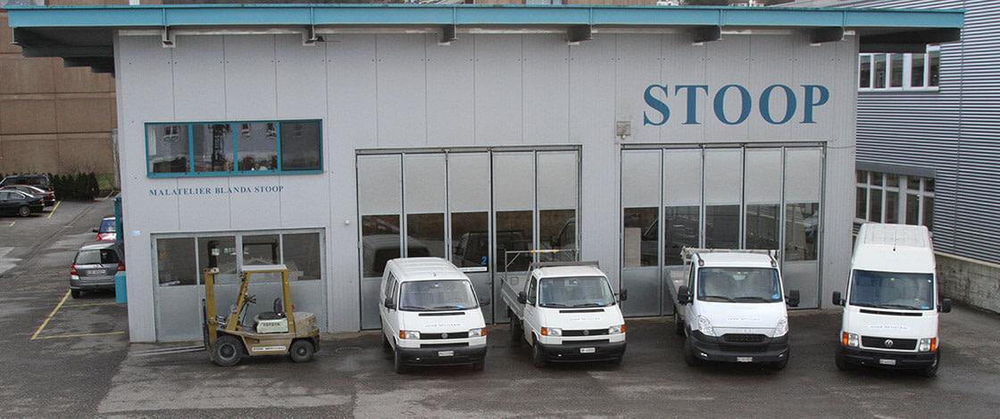 Stoop Metallbau Home Banner